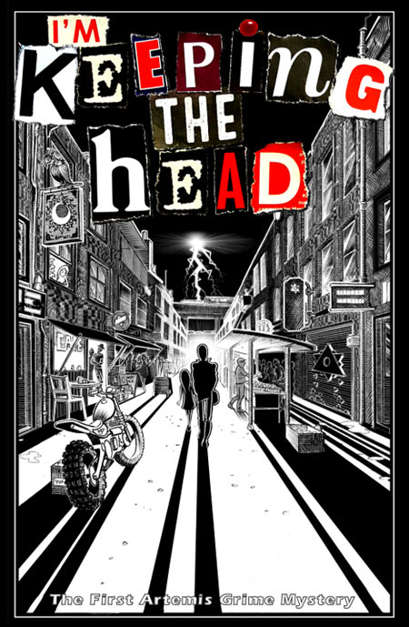 """I'm Keeping the Head"" by Andy Sparrow"